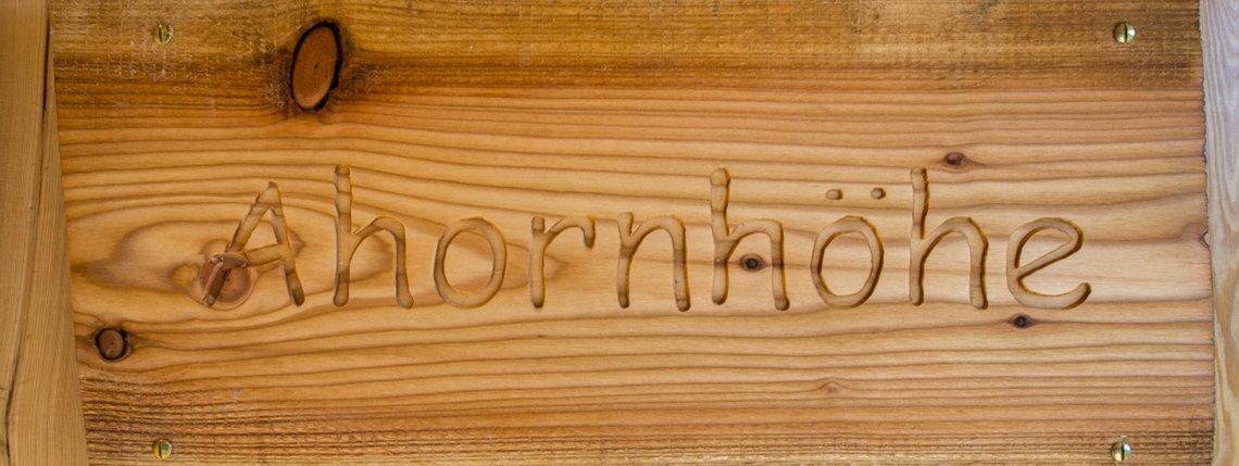 Ahornhoeh