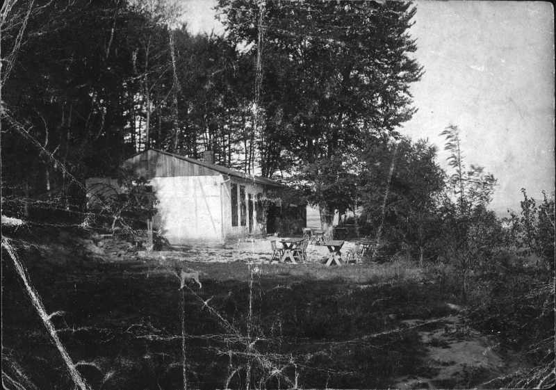 Waldquelle vor 1900