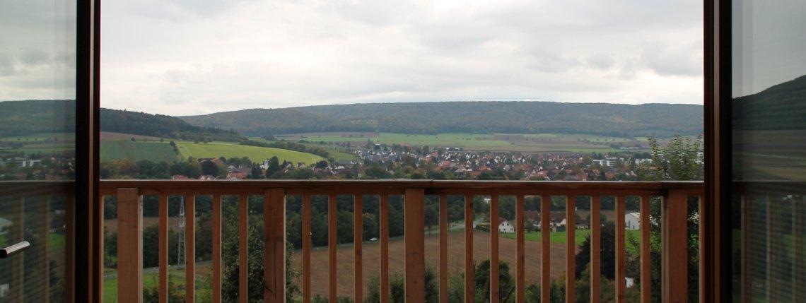 Baumhaus Ahornhoehe Ausblick1 1