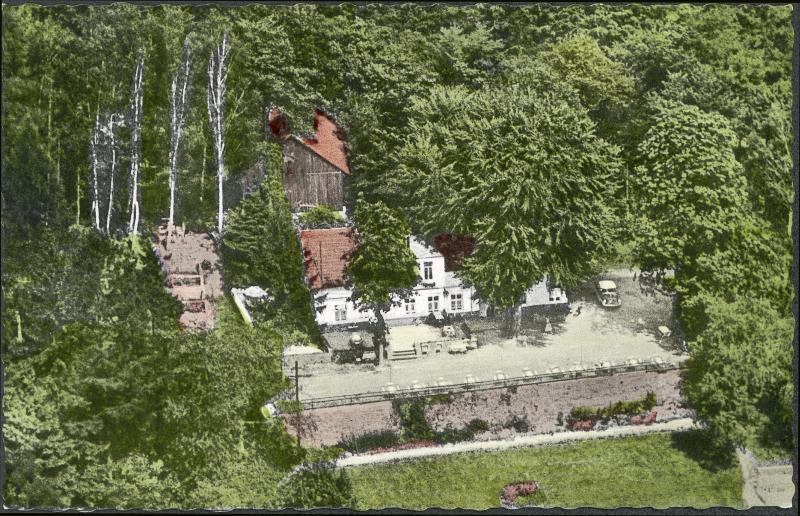 Waldquelle um 1950